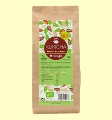 Kukicha Bio - Ramitas de té verde tostado - Mimasa - 100 gramos