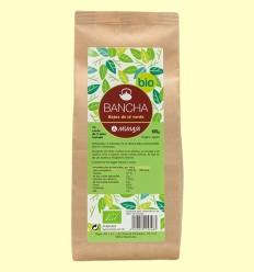 Bancha Bio - Hojitas de té verde tostado - Mimasa - 100 gramos