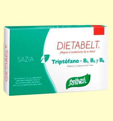 DIETABELT SAZIA TRIPTOFANO + B1,B3 y B6 - Santiveri - Cápsulas