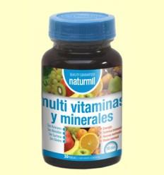 Multi Vitaminas y Minerales - Naturmil - 30 perlas