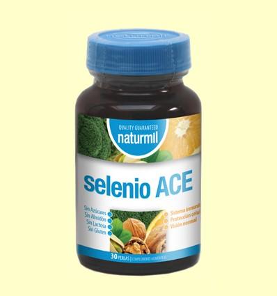 Selenio ACE - Naturmil - 30 perlas
