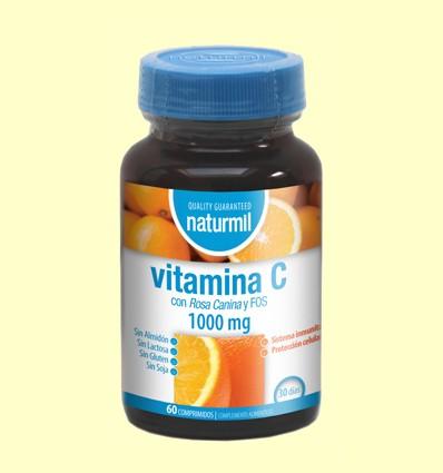 Vitamina C - Naturmil - 60 comprimidos
