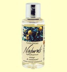 Aceite Perfumado - Colonial - Aroma Naranja y Cardamomo - 15 ml