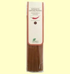 Espaguetis de Espelta con Chili Eco - Herbes de la Conca - 250 gramos
