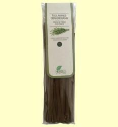 Tallarines de Trigo con Orégano Eco - Herbes de la Conca - 250 gramos