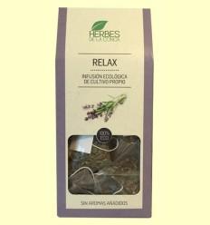 Infusión Relax Eco - Herbes de la Conca - 12 pirámides