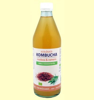 Kombucha de Rooibos y Romero Eco - Bioener - 500 ml