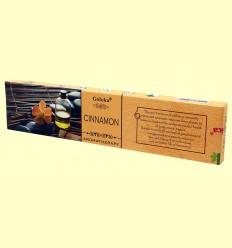 Incienso Cinnamon - Goloka - 15 gramos