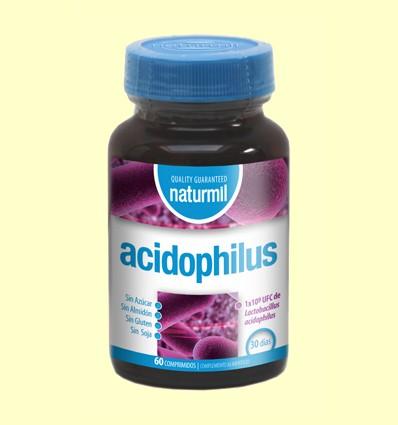 Acidophilus - Naturmil - 60 comprimidos