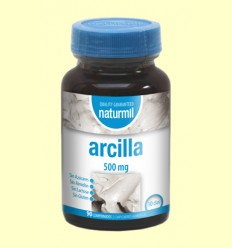 Arcilla 500mg - Naturmil - 90 comprimidos