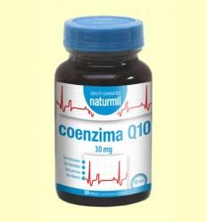 CoEnzima Q10 30mg - Naturmil - 30 perlas