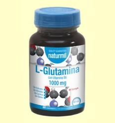 L-Glutamina 1000mg - Naturmil - 60 comprimidos