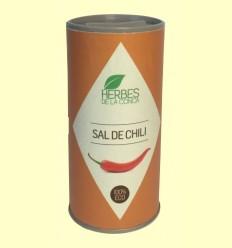 Sal de Chili Eco - Herbes de la Conca - 75 gramos