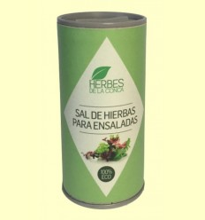 Sal de Hierbas para Ensaladas Eco - Herbes de la Conca - 75 gramos