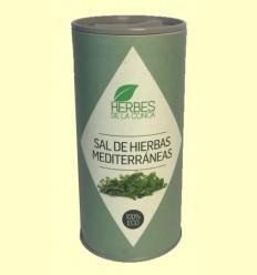 Sal de hierbas mediterráneas Eco - Herbes de la Conca - 75 gramos