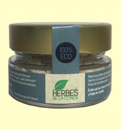Escamas de Sal para Pescado Eco - Herbes de la Conca - 60 gramos