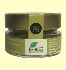 Escamas de Sal con Limón y Laurel Eco - Herbes de la Conca - 60 gramos