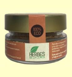 Escamas de Sal con Chili y Pimienta Eco - Herbes de la Conca - 60 gramos