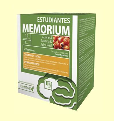 Memorium Estudiantes - DietMed - 15 ampollas *
