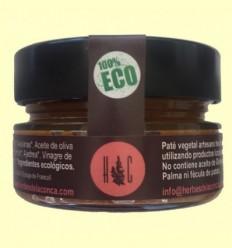 Paté Vegetal de Tomate Eco - Herbes de la Conca - 125 gramos