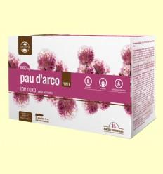 Pau d'Arco Forte Ampollas - Naturmil - 20 ampollas