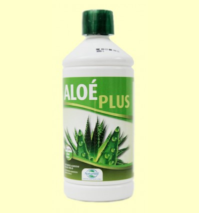 Zumo Natural Aloe Vera Plus - Naturmil - 1 litro