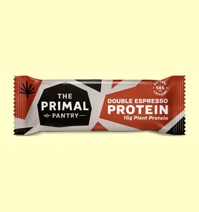 Barrita de Proteínas Doble Espresso - The Primal Pantry - 55 gramos