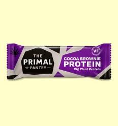 Barrita de Proteínas Cacao Brownie - The Primal Pantry - 55 gramos