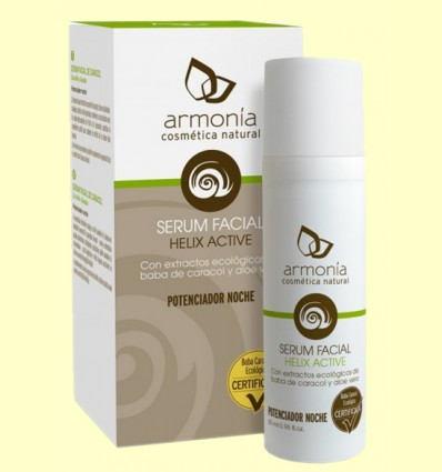 Serum Concentrado Baba de Caracol Helix Active Eco - Armonia - 30 ml
