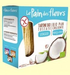 Pan crujiente con Coco Bio - Le Pain des fleurs - 150 gramos