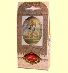 Incienso Natural Frankincense - Flaires - 12 conos