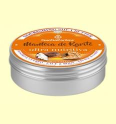 Manteca de Karité Bio - Ultra Nutritiva - Esential Aroms - 100 gramos