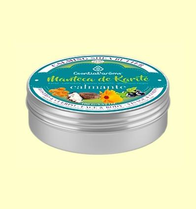 Manteca de Karité Calmante Bio - Esential Aroms - 100 gramos