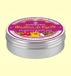 Manteca de Karité Bio - Regeneradora - Esential Aroms - 100 gramos