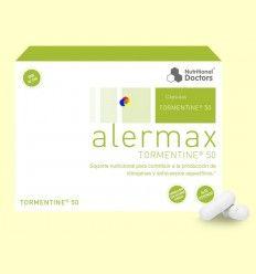 Alermax Tormentine 50 - Alergias - Nutritional Doctors - 60 cápsulas