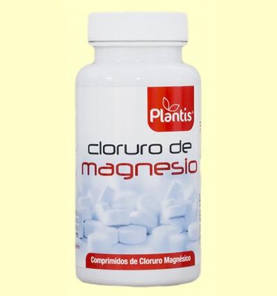 Cloruro de Magnesio - Plantis - 100 comprimidos