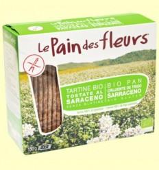 Pan crujiente Bio - Le Pain des fleurs - 300 gramos