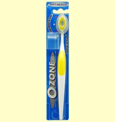 Cepillo de dientes Ozone Medio