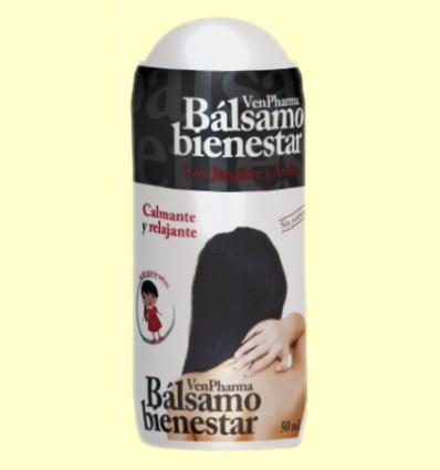 Bálsamo Bienestar Roll-On - VenPharma - 50 ml