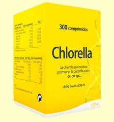 Chlorella - Tránsito Intestinal - Vitae - 300 comprimidos