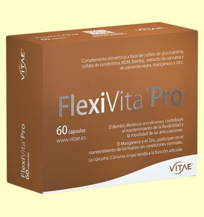 FlexiVita PRO - Articulaciones y Cartílagos - Vitae - 60 cápsulas