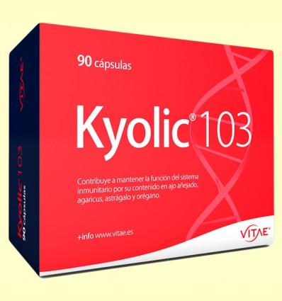 Kyolic 103 - Defensas - Vitae - 90 comprimidos