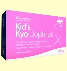 Kid's Kyo Dophilus - Tránsito Intestinal - Vitae - 60 comprimidos