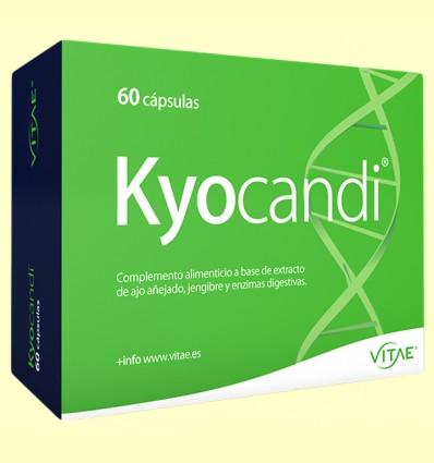 Kyocandi - Sistema Digestivo - Vitae - 60 cápsulas