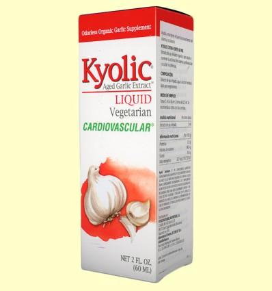 Kyolic Líquido - Sistema Cardiovascular - Vitae - 60 ml *