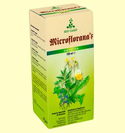 Microflorana - Transito intestinal - Vitae - 150 ml