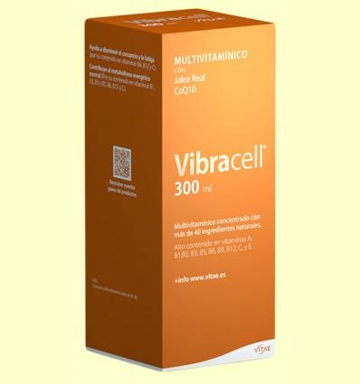 Vibracell - Multivitamínico Revitalizante - Vitae - 300 ml