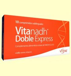 Vitanadh Doble Express - Antioxidante - Vitae - 10 comprimidos