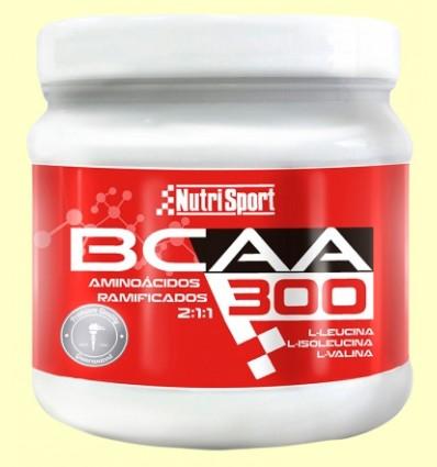 Aminoácidos Ramificados BCAA - NutriSport - 300 gramos