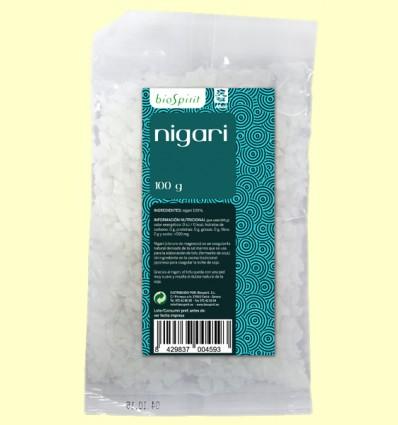 Nigari - Cloruro de Magnesio - Biospirit - 100 gramos